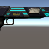 Repulsor Pistol in Unity